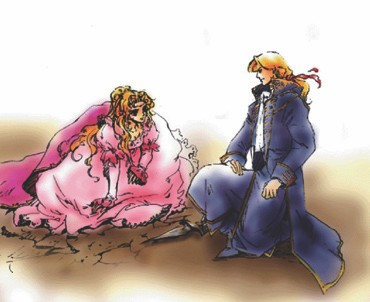 Nyna and Camus