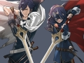 Chrom and Marth