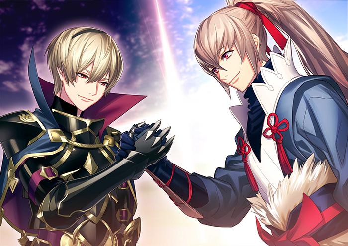 Leo x Takumi