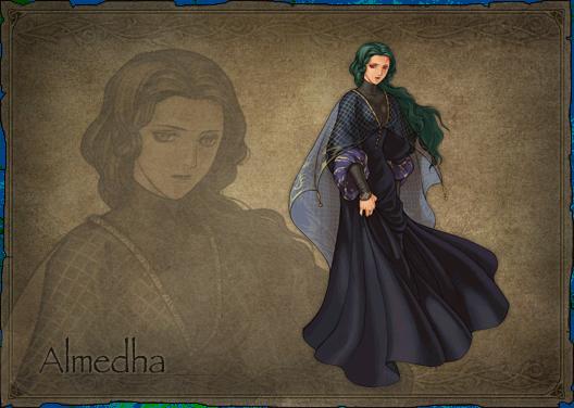 Almedha (No Veil)