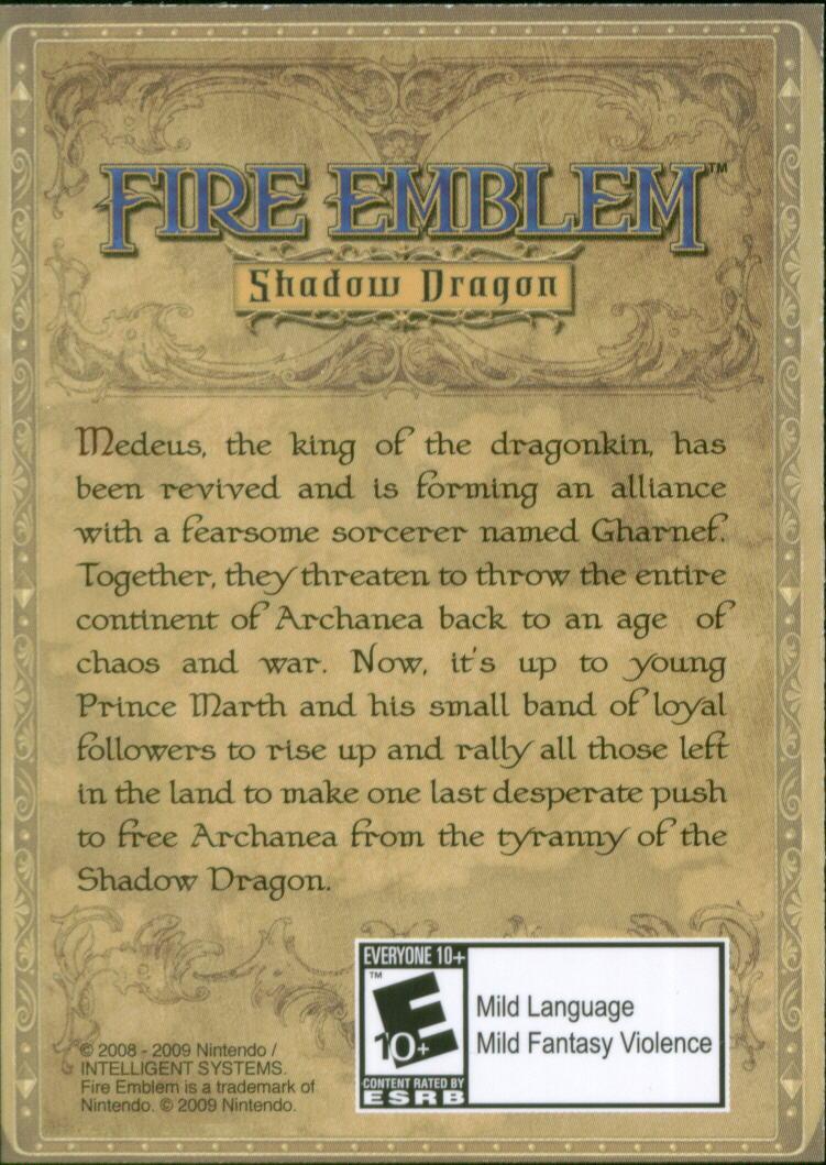 Card (Back)