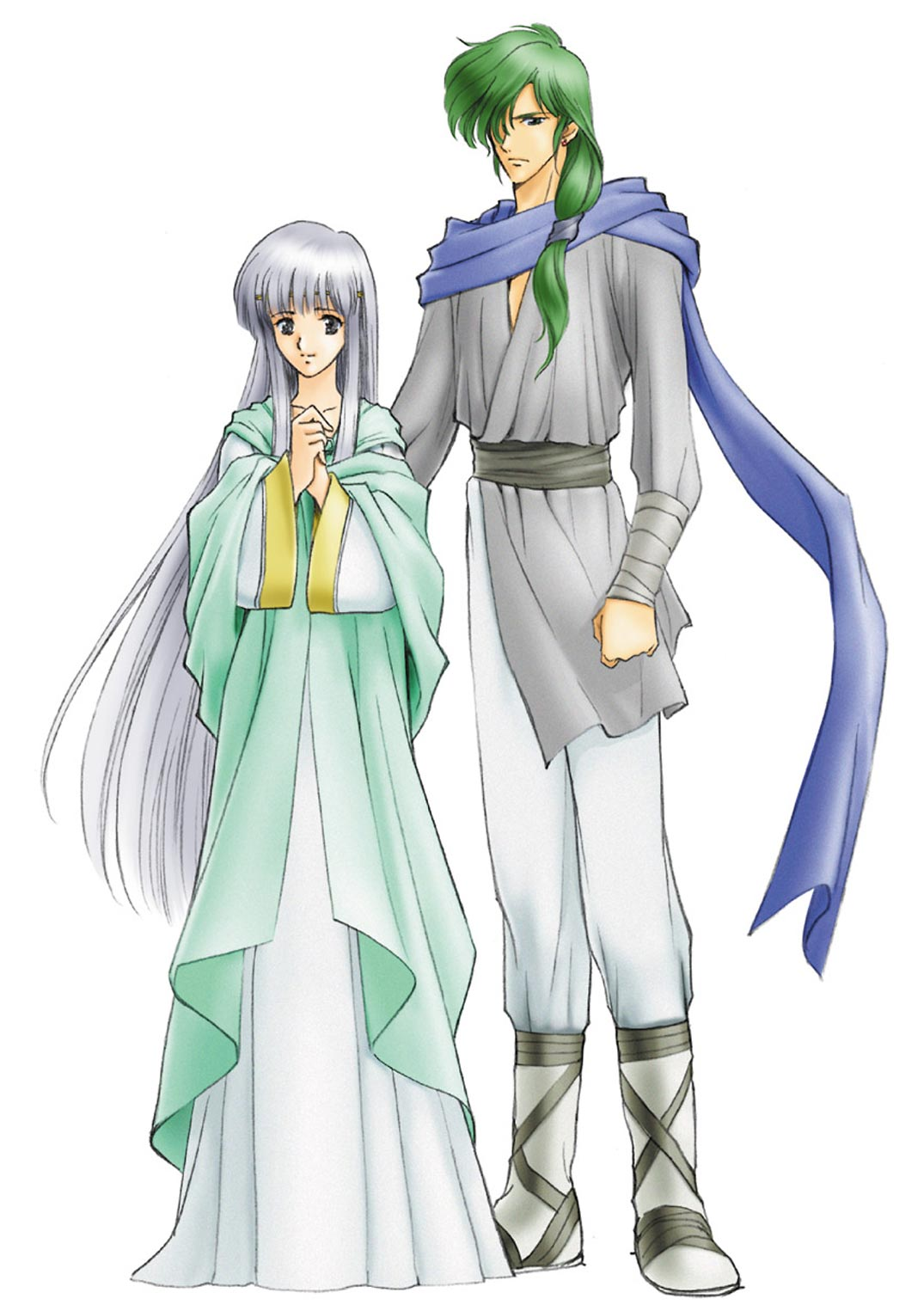 Levin and Yuria
