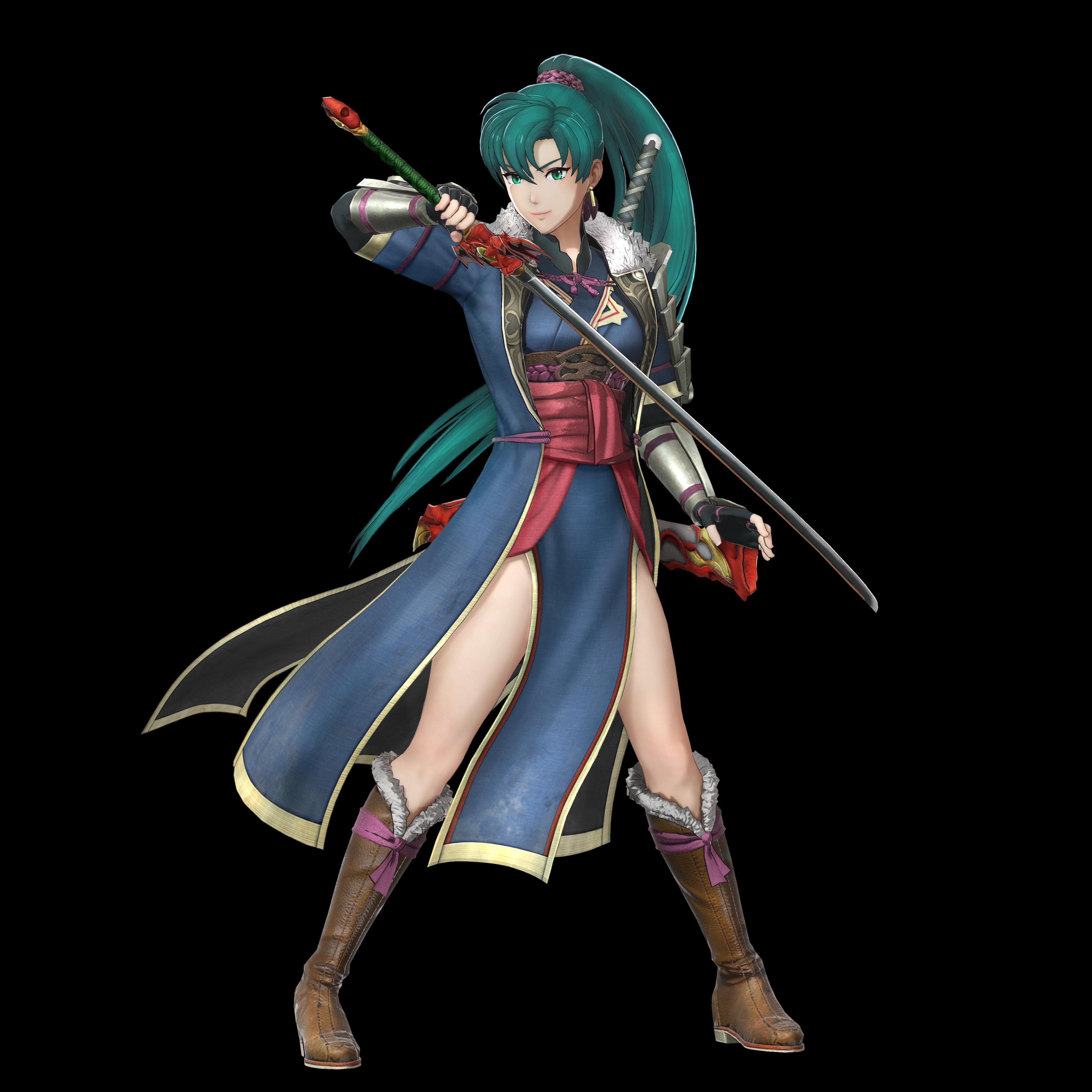 Lyn (Swordmaster)
