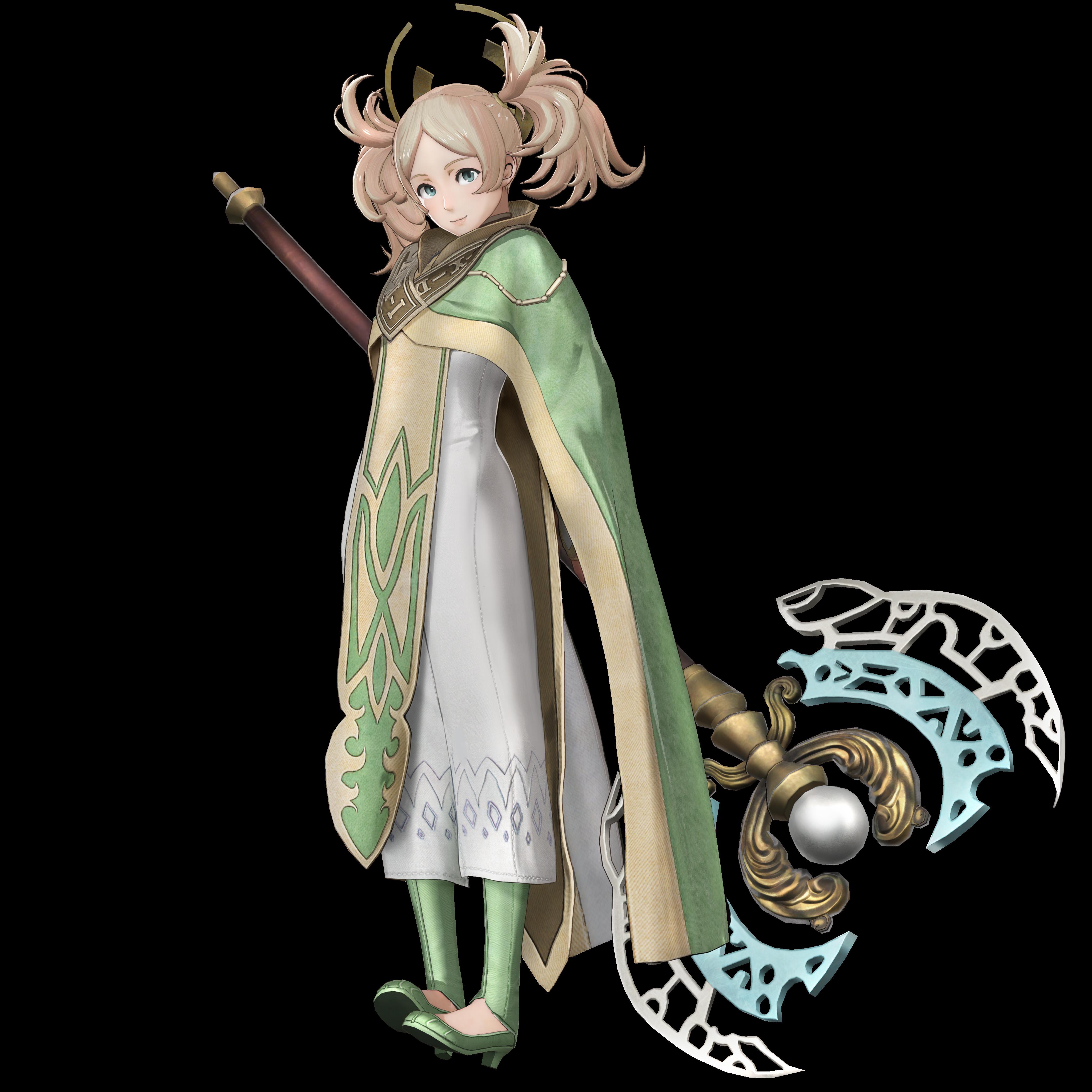 Lissa (Sage)