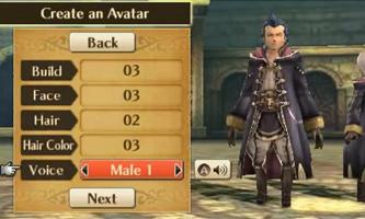 Avatar Appearance