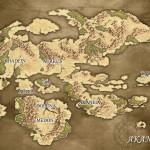 FE12 World Map