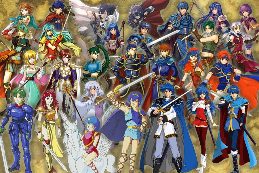 Fire Emblem Heroes Hawtai: Fire Emblem's 25th Anniversary: A Retrospective