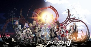 Fire Emblem if main visual (something looks different...)