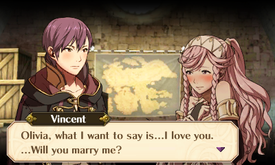 Answered: Marriage in Fire Emblem Fates - Serenes Forest