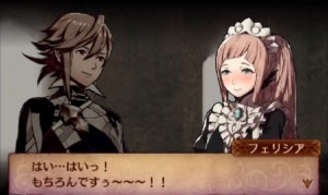 It looks like Felicia took the proposal well.