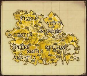 vestaria-site-map