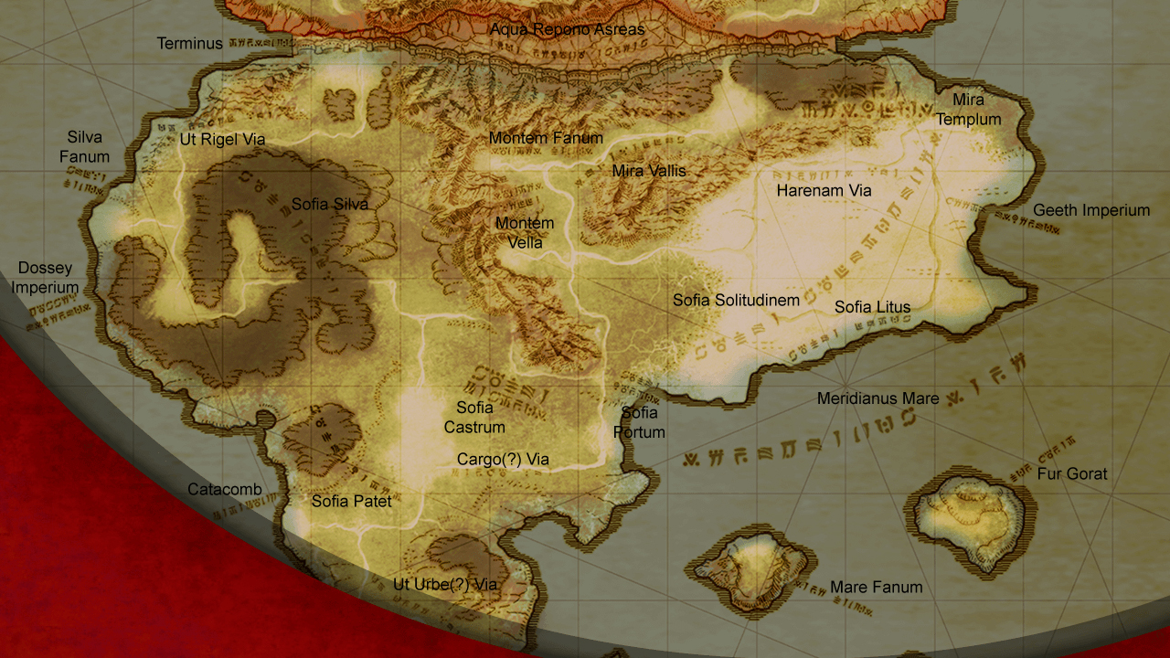 World Map Translations   Serenes Forest