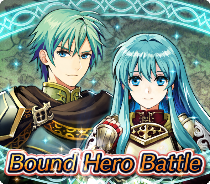 heroes bound hero battle revival ephraim eirika serenes forest