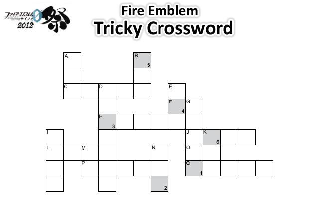 Crossword puzzle from cipher festival serenes forest crossword and clue images ccuart Choice Image