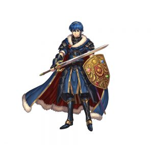 Alternate outfits I would like to see in Super Smash Bros Ultimate  HK_Marth_Base-300x285