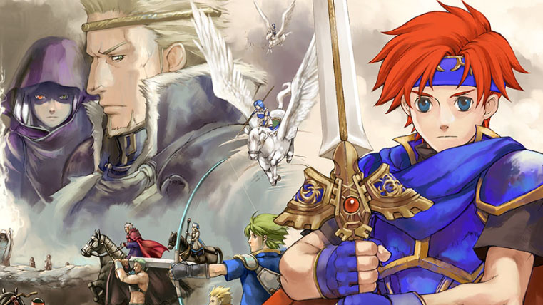 Image result for Fire Emblem Binding Blade