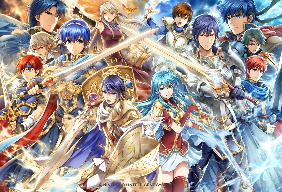 Fire Emblem Cipher Archives - Serenes Forest