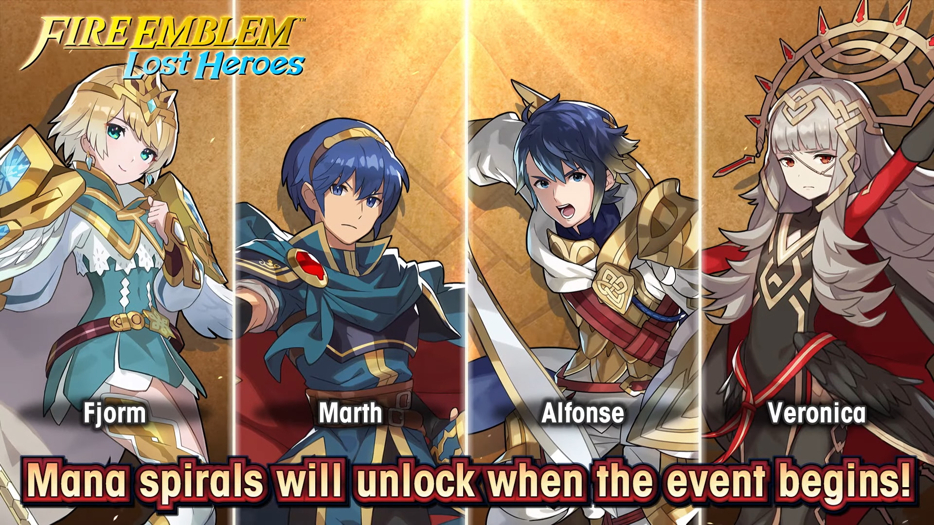 Dragalia Lost Fire Emblem Heroes Crossover Returns On 19th April