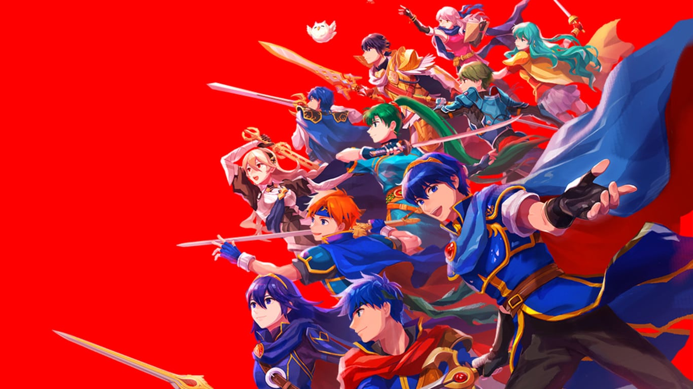 Fire Emblem Expo Ii Archives Serenes Forest